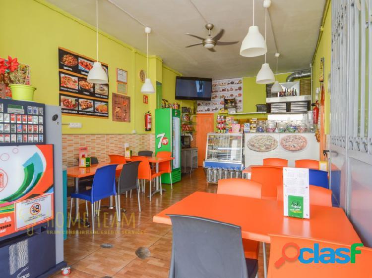 Se vende local - cafeteria en Mogán!