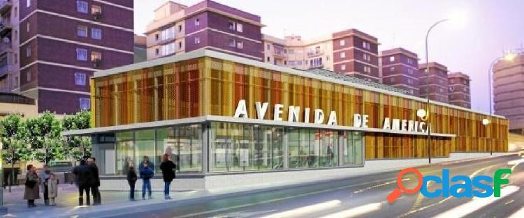 Alquiler de piso en Castellana, reformado, amueblado, 2