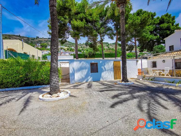 Casa de Campo en el puerto de Javea o Monte Puchol con vista