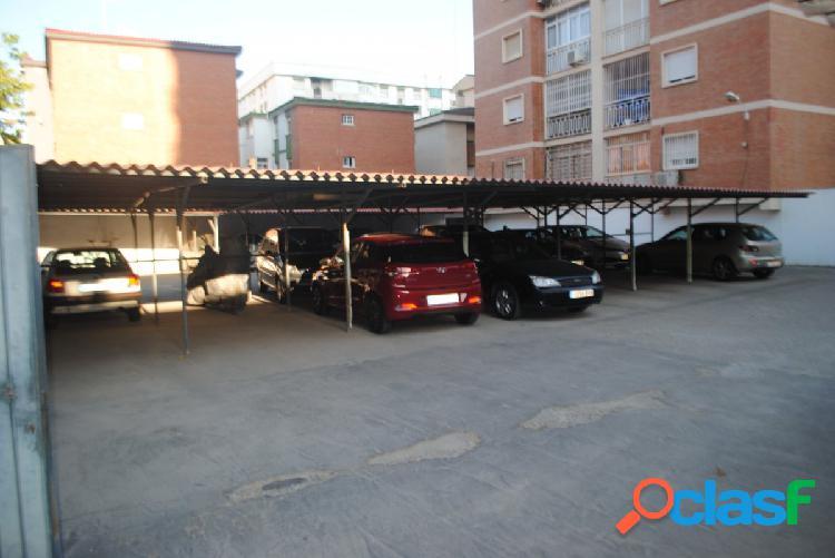 Parking zona Carlos Haya