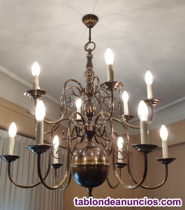 Venta de lámpara de techo de 8 brazos