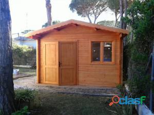 Casa de Madera en Cádiz a estrenar