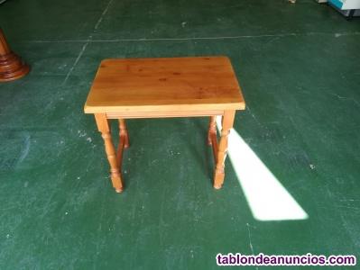 Vendo muebles salon madera