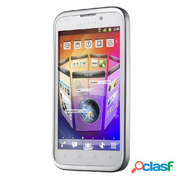 Alcatel one touch 995 libre blanco