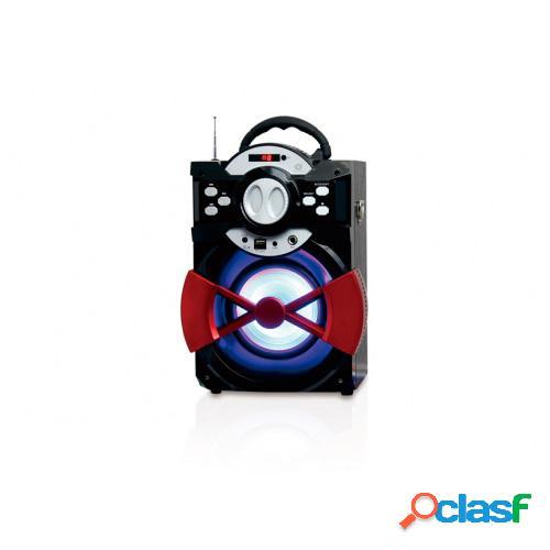 Altavoz bluetooth conceptronic cspkbtbassparty fm sd/usb