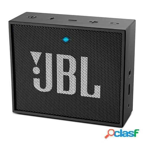 Altavoz portatil bluetooth jbl go color negro