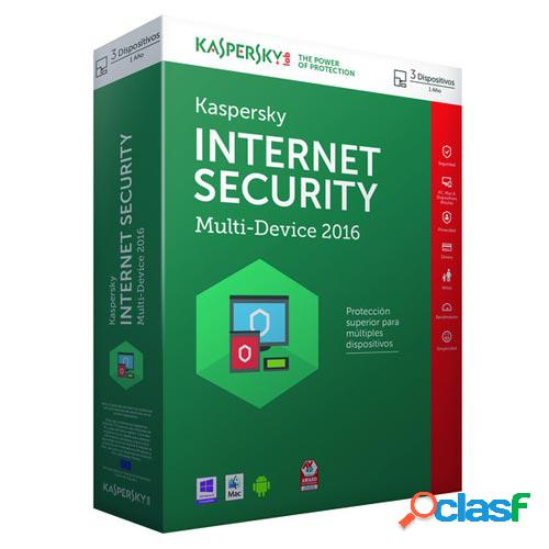 Antivirus kaspersky 2016 internet security multi-device