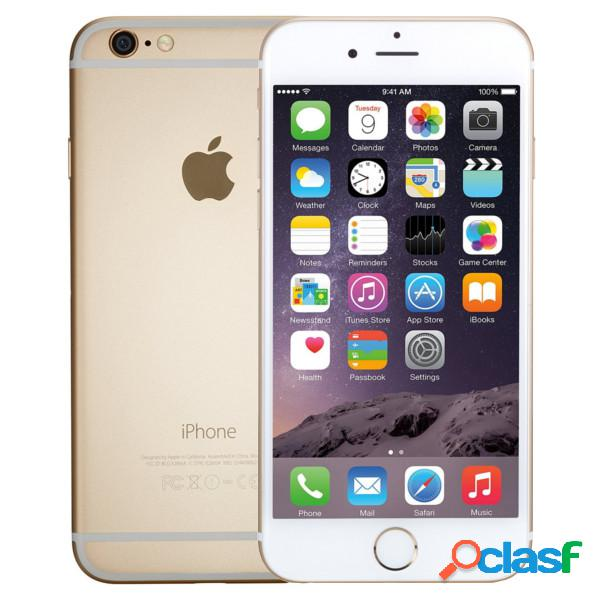 Apple iphone 6 64gb oro reacondicionado