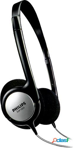 Auricular philips shp 1800 especial tv control volumen cable