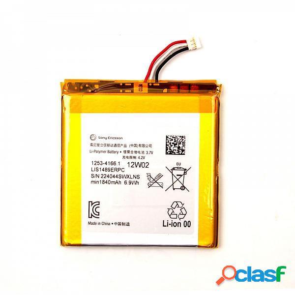 Bateria original sony lis1489erpc para acro s