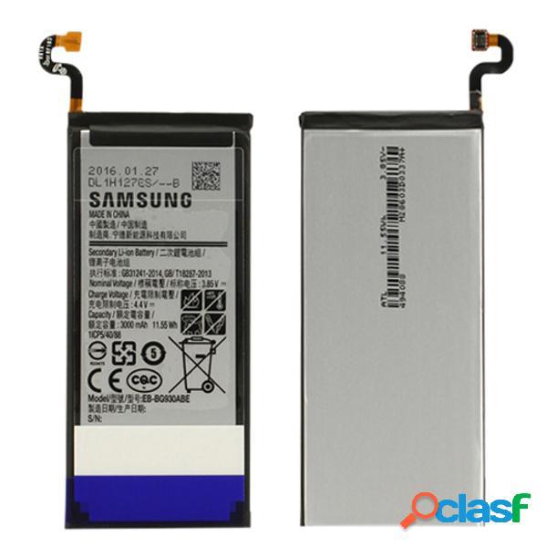 Bateria para samsung galaxy s7 g930 eb-bg930abe