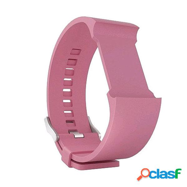 Correa para la muneca sony wristband se1 rosa