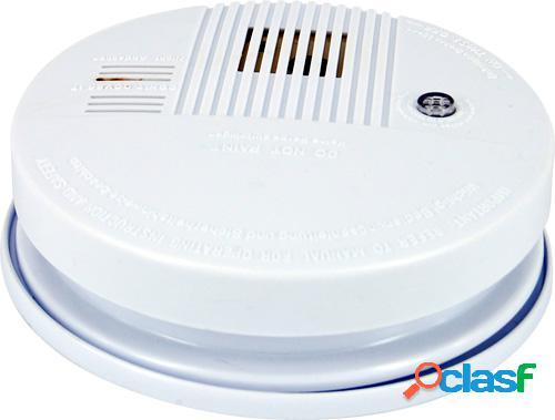 Detector de humos con alarma stauwer