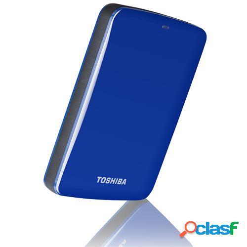 "Disco duro externo toshiba 2.5"" 1 tb hdtc710el3aa azul"
