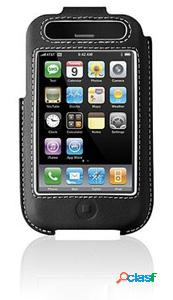 Funda belkin de piel f8z338ea para iphone 3g