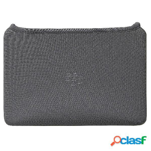 Funda blackberry neoprene sleeve gris para playbook