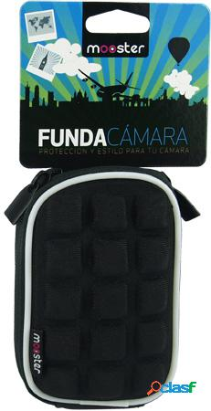 Funda mooster camara fotos digital negra mbc51-bk