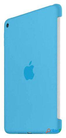 Funda silicone case azul para ipad mini 4