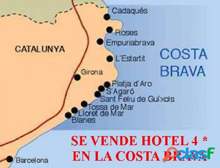 HOTEL EN VENTA EN LA COSTA BRAVA