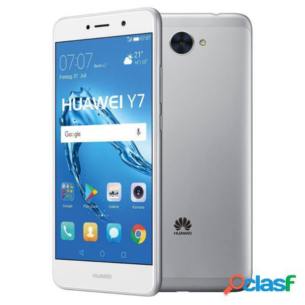 Huawei y7 4g dual sim silver