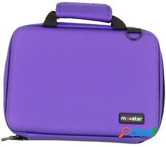 Maletin mooster semirigido goma eva violet hasta 10.2 para