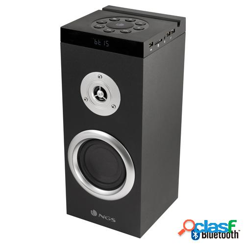 Mini torre sonido bluetooth ngs skydusk 30w sd/usb