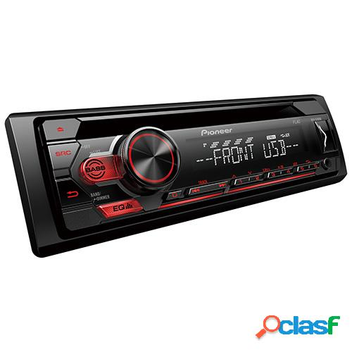 Radio cd usb pioneer deh s110 ub