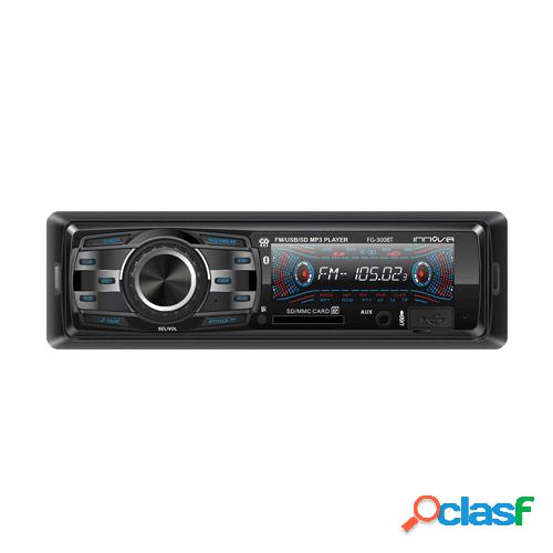 Radio usb, sd, bluetooth, innova 300 bt