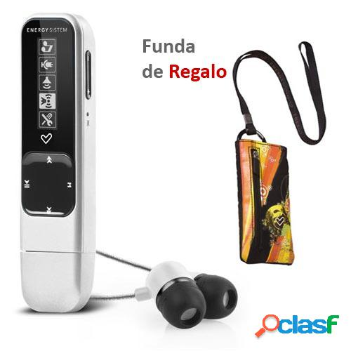 Reproductor mp3 energy sistem 1408 stick 8gb (pantalla oled