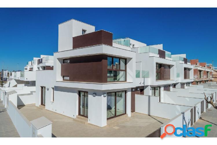 Se compone de Duplex, Bungalow y Apartamentos de estilo
