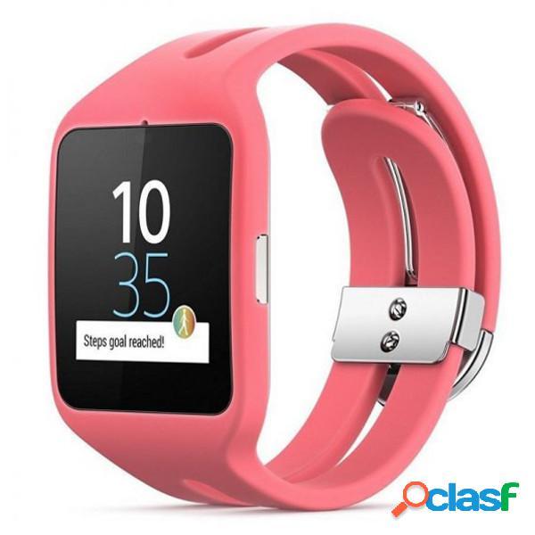 Sony smartwatch 3 swr50 rosa (desprecintado)