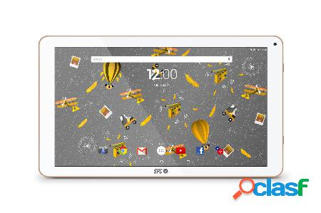"Tablet spc blink 10.1"" 1gb 16gb dorada 9767116g"