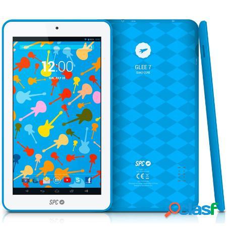 """Tablet spc glee 7"""" 9740508a azul"""
