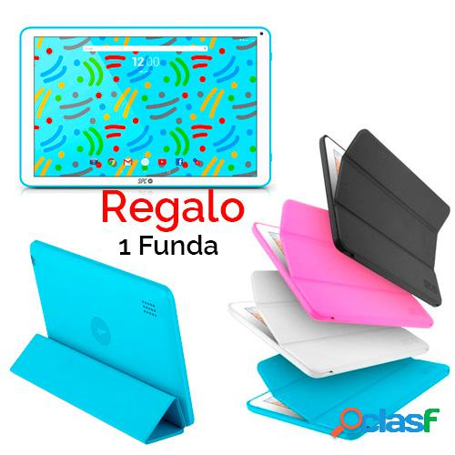 "Tablet spc glow 10.1"" ips 1gb 8gb 9763108 azul"