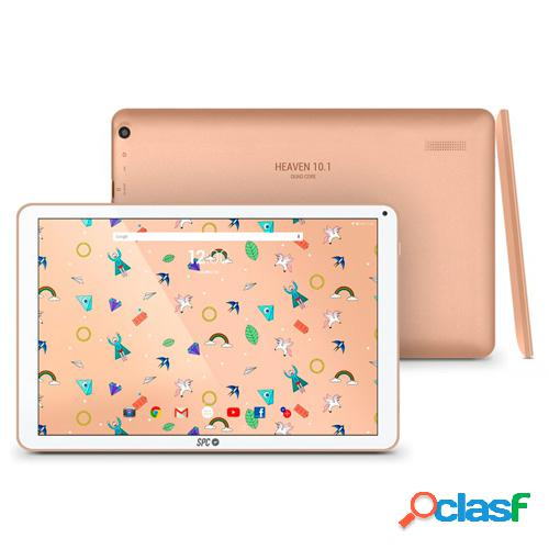"Tablet spc heaven 10.1"" ips 2gb 8gb 9762208g dorada android"