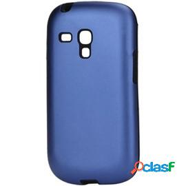 Tapa de bateria para samsung galaxy s3 mini i8190 azul