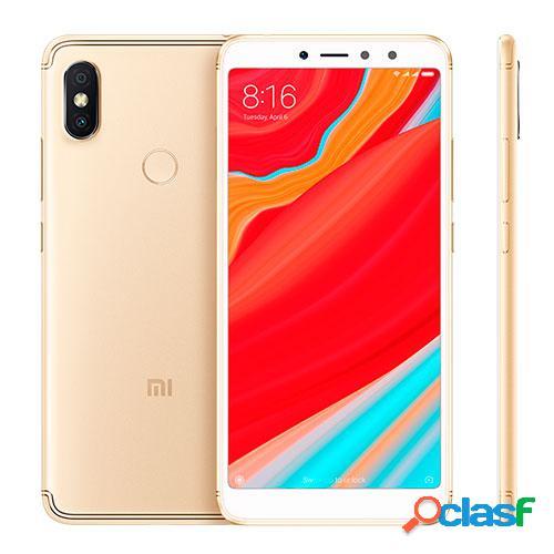 Telefono movil xiaomi redmi s2 4g 4+64gb gold global