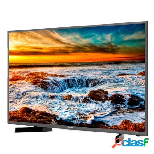 """Tv led 40"""" hisense h40m2600 smart tv full hd"""