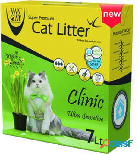Van Cat Arena para Gatos Anti-bacteriana 6 KG