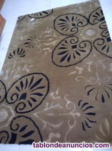 Vendo alfombra de exposición
