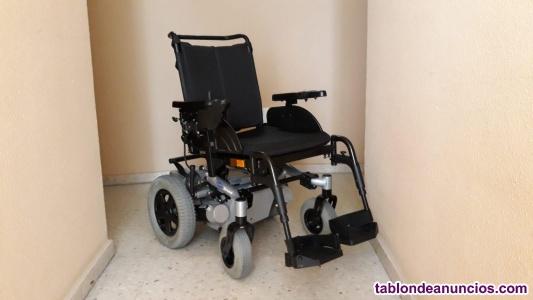 Vendo silla de ruedas eléctrica invacare stream