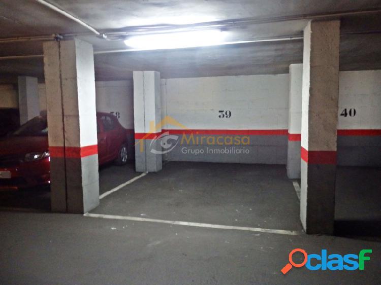 Plaza de parking Alquiler Madrid