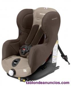 Vendo 2 sillas coche iguales bebé confort iseos. Isofix