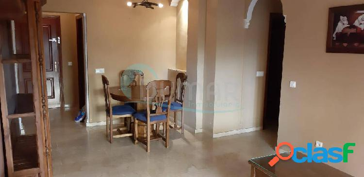 Estupendo piso en San Pedro