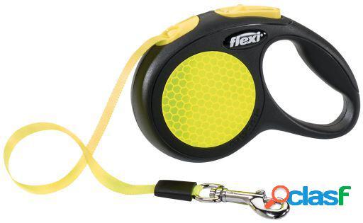Flexi Correa Flexi Classic Neon Reflect M-L