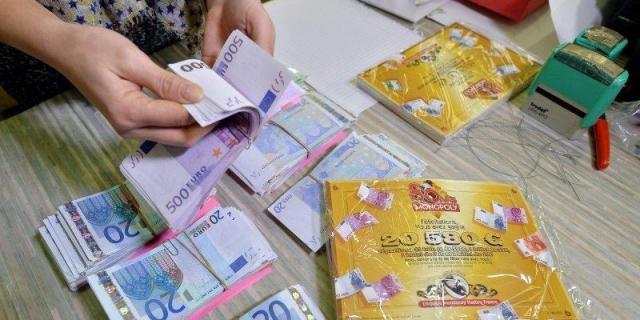 La solución a todos sus problemas financieros.