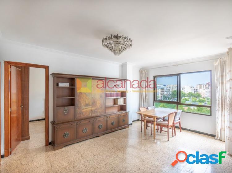 Luminoso apartamento en el centro de Palma de Mallorca.
