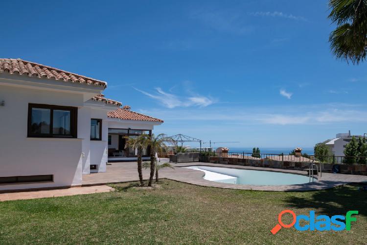 Magnifica villa a la venta en Fuengirola