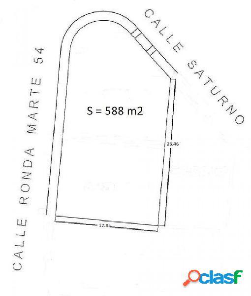 NUEVA CONSTRUCCIÓN DE NAVE DE 588 M2 EN POLÍGONO