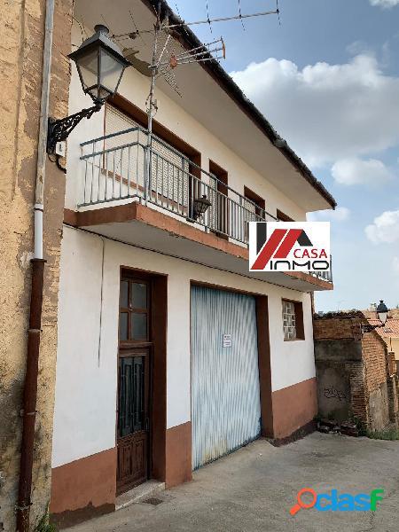 Se vende casa del Entremuro en Barbastro